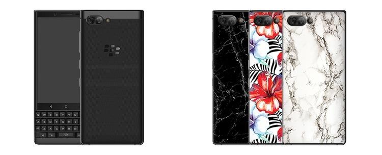 Tastatur-Smartphone BlackBerry KEY2