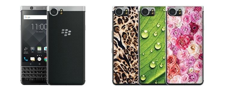 Tastatur-Smartphone BlackBerry KEYONE