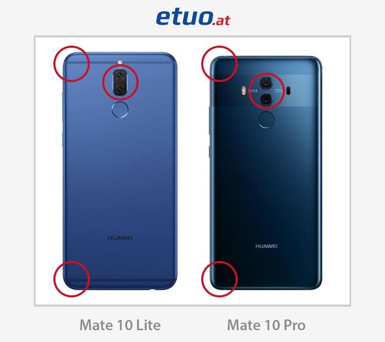 Huawei Mate 10 Lite vs. Huawei Mate 10 Pro - Unterschiede