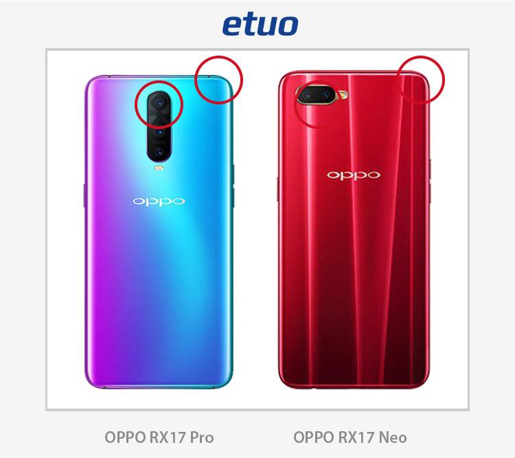 Oppo RX17 Neo und Oppo RX17 Pro – Unterschiede