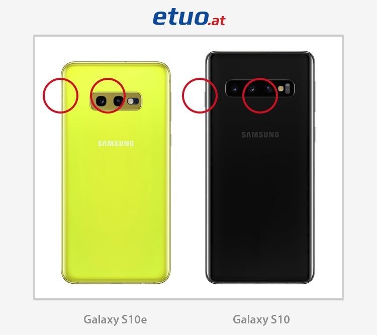 Samsung Galaxy S10 und Samsung Galaxy S10e