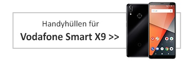 Vodafone Smart X9 Hüllen