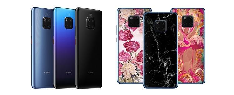 Handy mit einem guten Akku - Huawei Mate 20 Pro - Handyhüllen