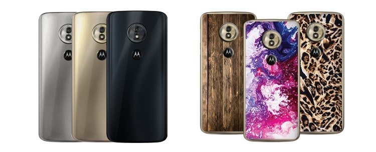 Handy mit einem guten Akku - Moto E5 Plus - Handyhüllen