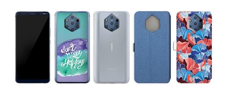 Nokia 9 PureView Hüllen