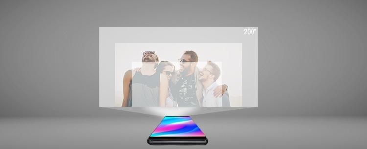 Projektor Smartphone