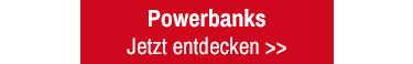 Powerbanks Jetzt entdecken